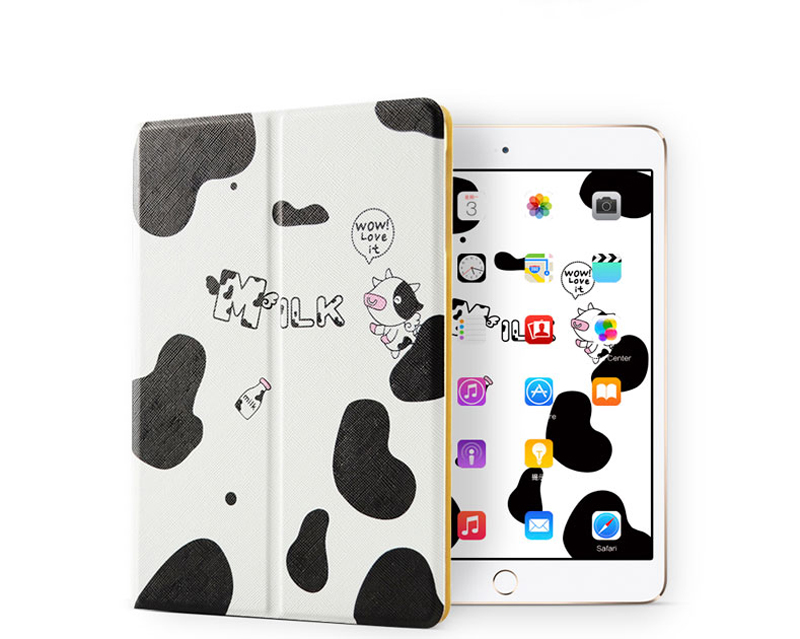 Perfect iPad Mini 3 2 Cases Or Covers With Painted Drawing Pattern IPMC309_8