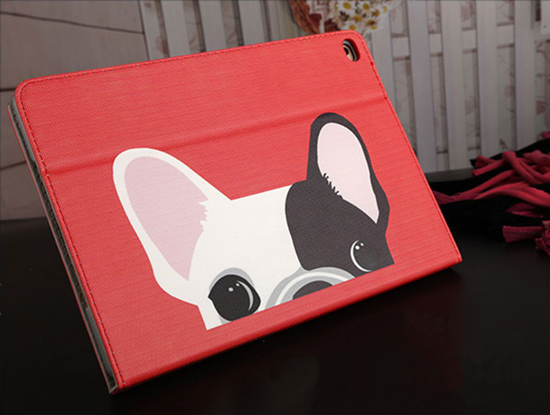 Best Dog Pattern iPad Mini 4 3 2 iPad Air 2 Case Covers IPMC404_12