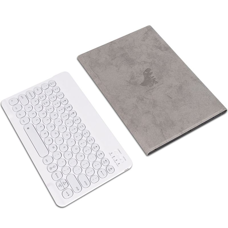 Best Leather New iPad Air 4 3 Pro 11 10.5 Keyboard With Cover IPMK01_10