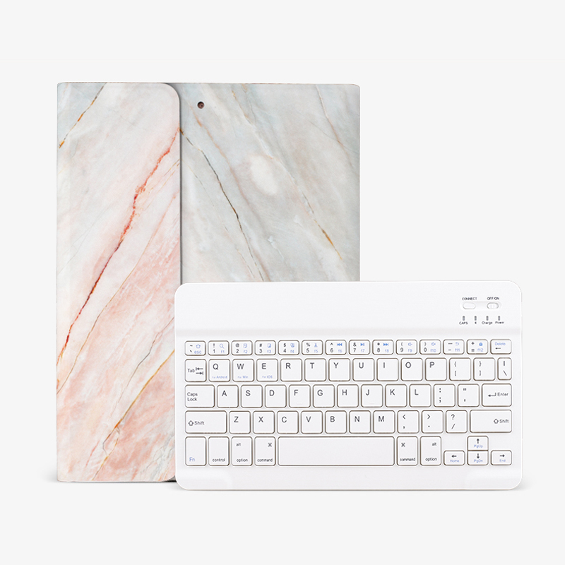 Best Apple Leather New iPad Air 3 2 Mini 5 4 Keyboard With Cover IPMK01_11