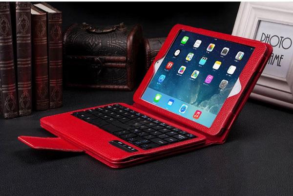 Best iPad Mini Bluetooth Keyboard Cases Keyboard Cover For iPad Air IPMK02_14