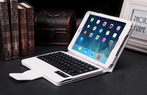 Best iPad Mini Bluetooth Keyboard Cases Keyboard Cover For iPad Air IPMK02_16