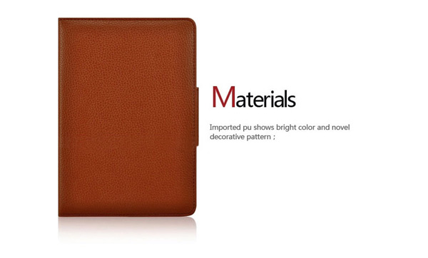 Best iPad Mini Bluetooth Keyboard Cases Keyboard Cover For iPad Air IPMK02_6