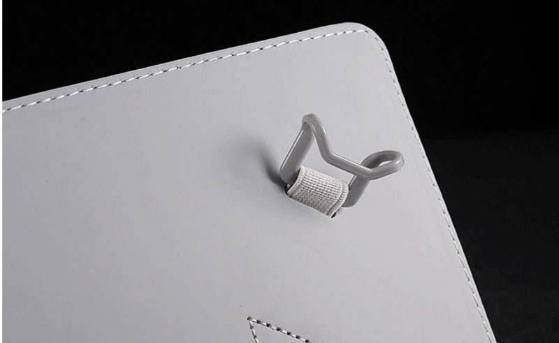 Bluetooth iPad Mini 3 2 keyboard With Leather Case For iPad Mini IPML02_12