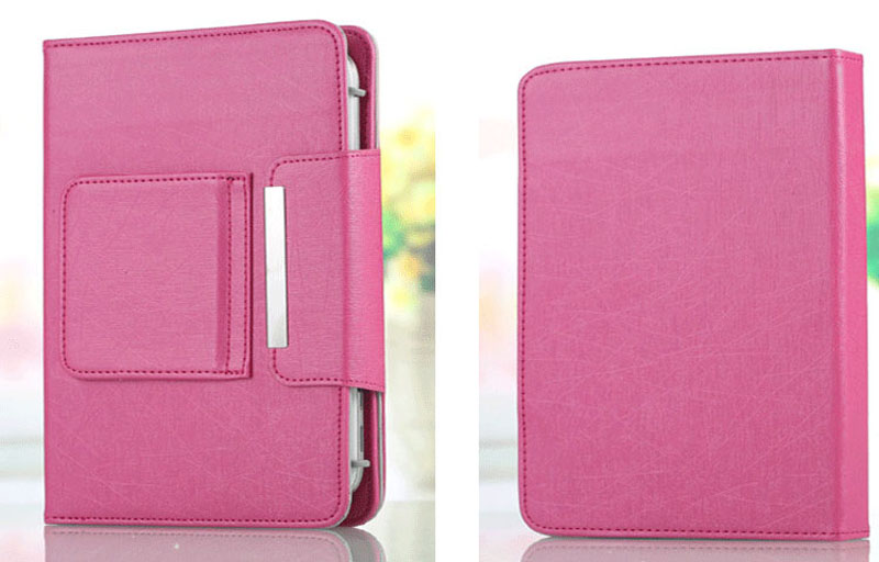 Bluetooth iPad Mini 3 2 keyboard With Leather Case For iPad Mini IPML02_24