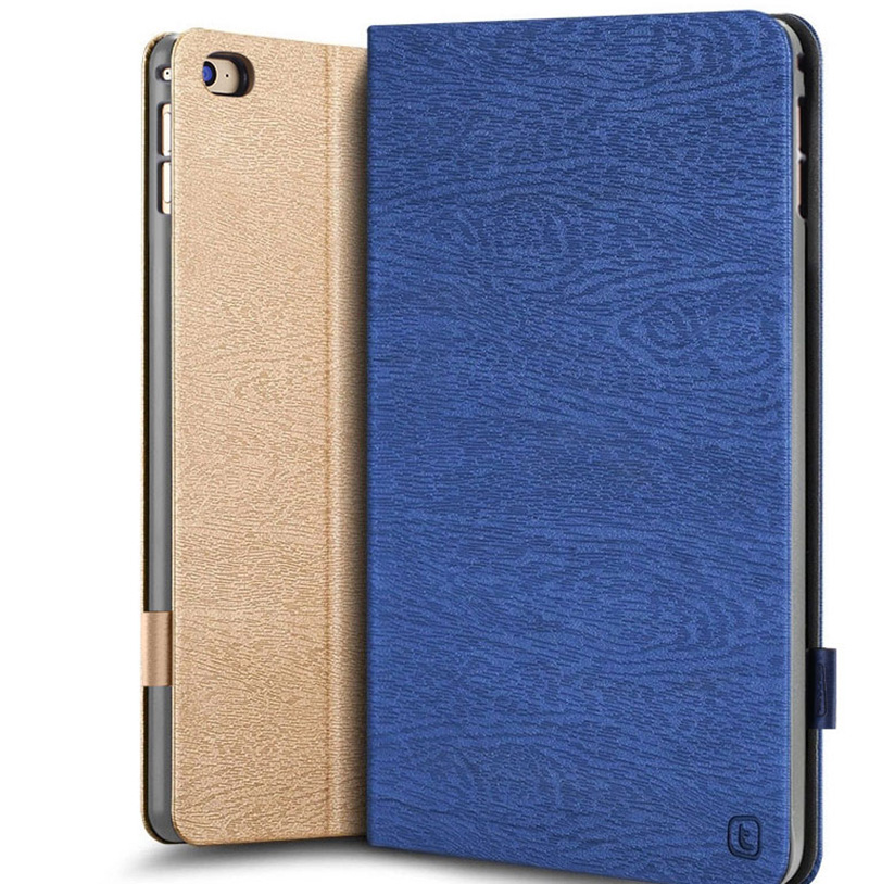 Leather 9.7 10.5 12.9 Inch iPad Pro Cases Covers With Pen Cap IPPC05_10