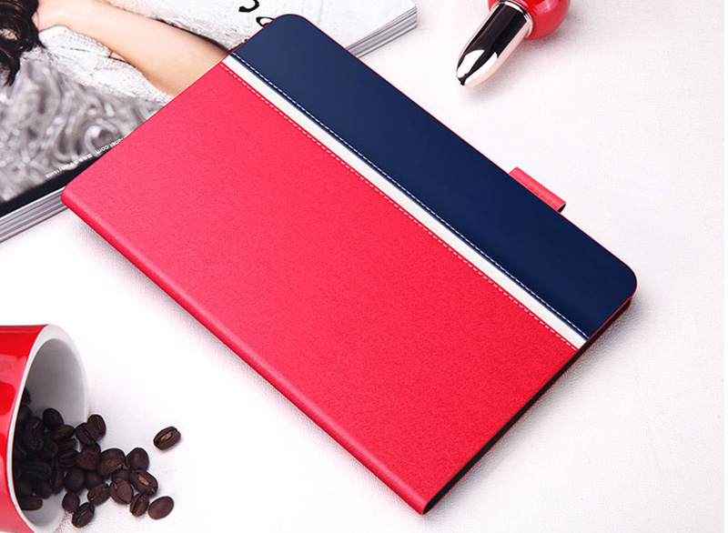 Protective Leather 9.7 10.5 12.9 Inch iPad Pro Covers Or Cases With Pen Cap IPPC06_15