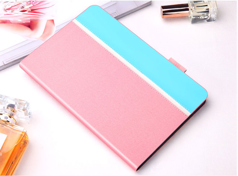 Protective Leather 9.7 10.5 12.9 Inch iPad Pro Covers Or Cases With Pen Cap IPPC06_17