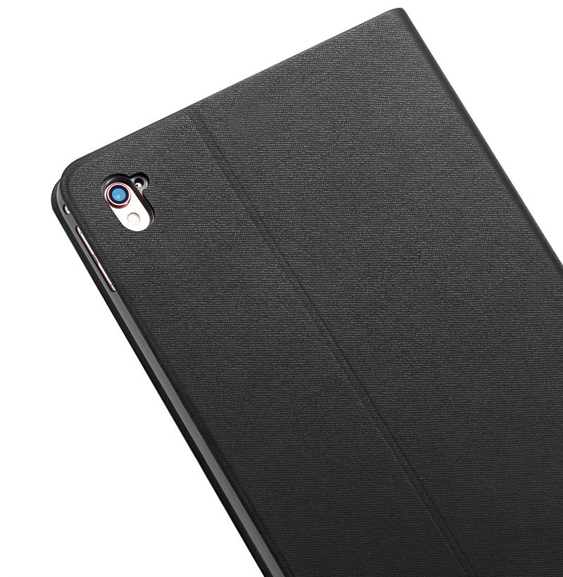 Protective Leather 9.7 10.5 12.9 Inch iPad Pro Covers Or Cases With Pen Cap IPPC06_8