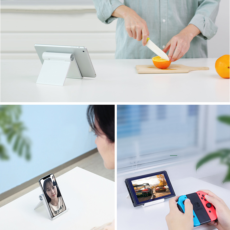 Creative Foldable Phone Tablet ABS Material Lazy Bracket Stand IPS01_12