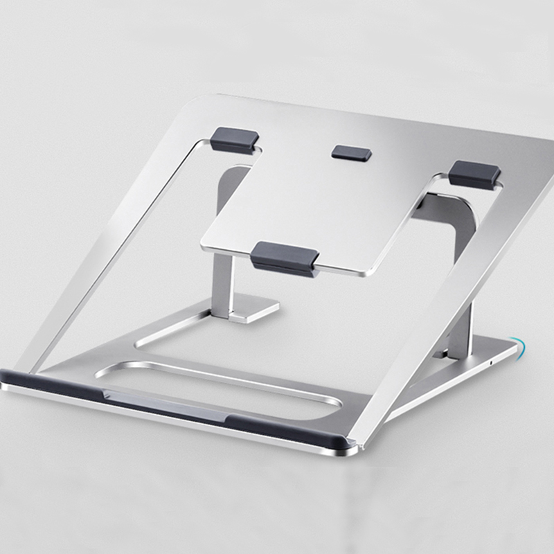 Apple Samsung Laptop Notebook Aluminum Folding Stand IPS06_8