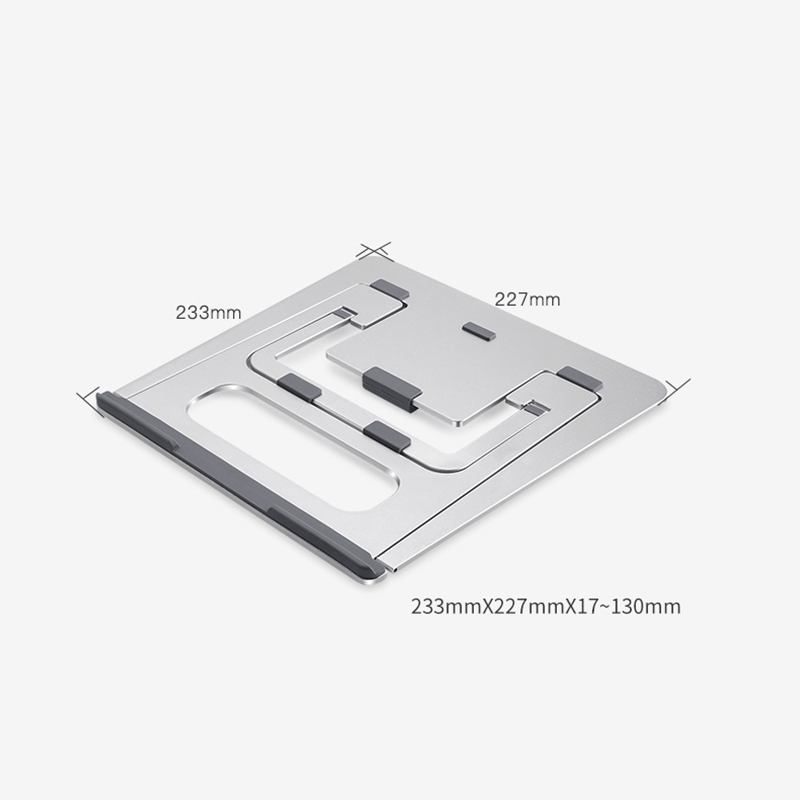 Apple Samsung Laptop Notebook Aluminum Folding Stand IPS06_9