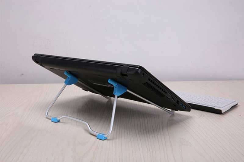 Portable Aluminum Alloy Stand For Laptop iPad Notebook IPS07_14