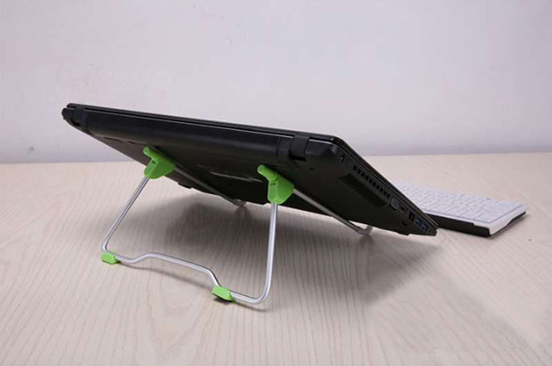 Portable Aluminum Alloy Stand For Laptop iPad Notebook IPS07_15