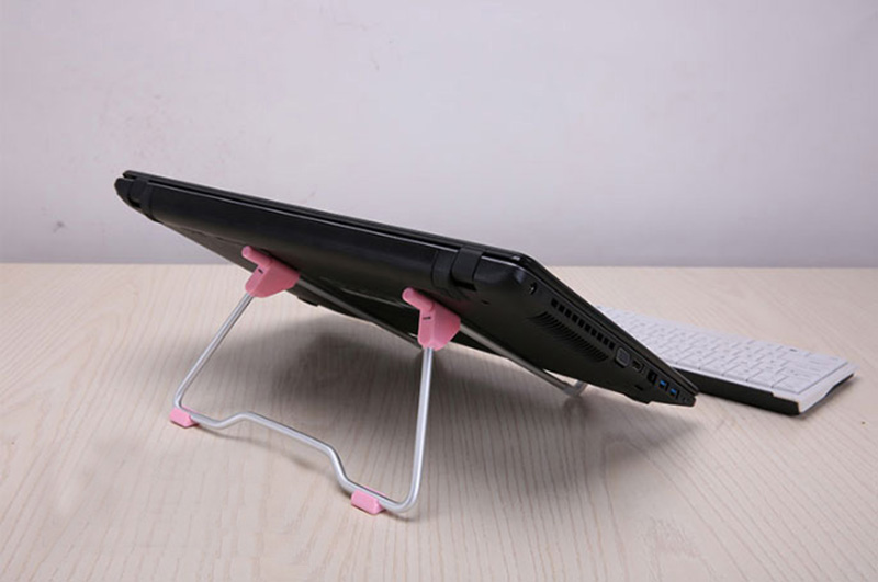 Portable Aluminum Alloy Stand For Laptop iPad Notebook IPS07_16