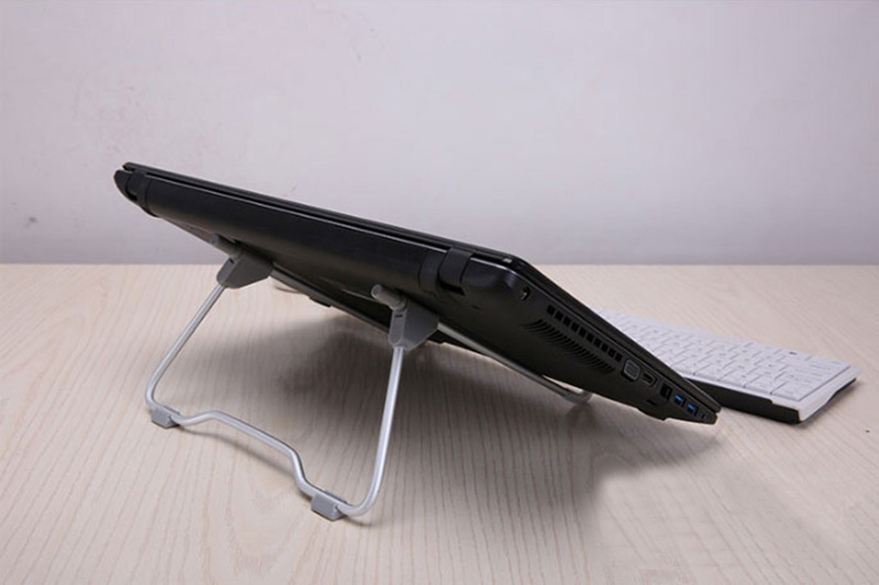 Portable Aluminum Alloy Stand For Laptop iPad Notebook IPS07_17