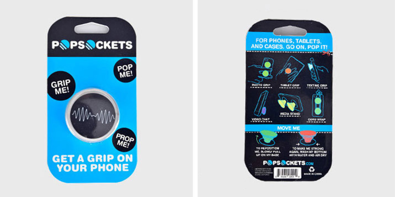 Universal Perfect Pattern PopSocket For iPhone Samsung Phone IPS08_19