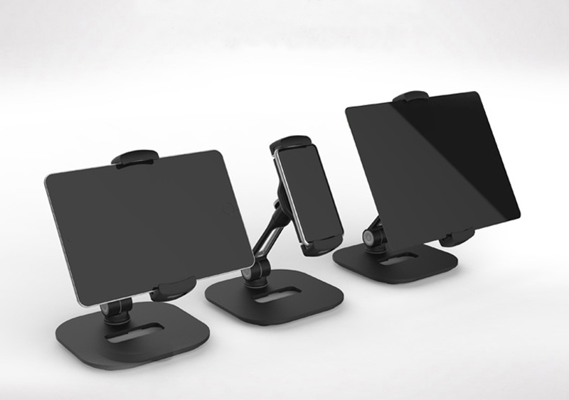 Aluminum Alloy 360 Degree Rotation Stand For Phone iPad Tablet IPS09_12