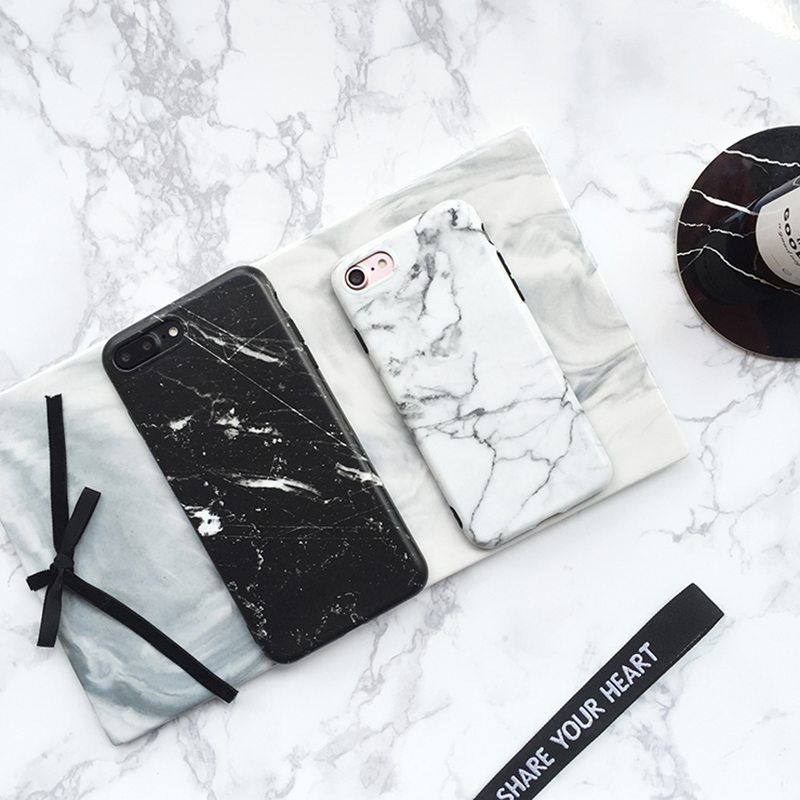 Marble Pattern Cover Case For iPhone X 8 7 6S 6 Plus IPS104_11