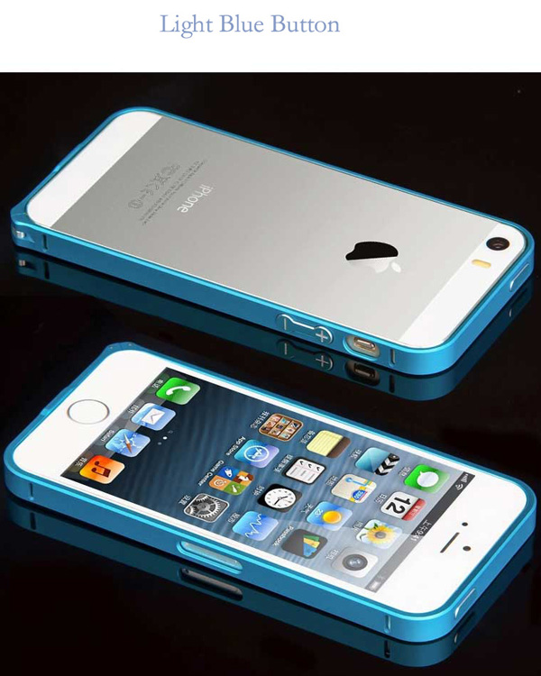 Gold Iphone 5 Bumper Protection IPS502_39