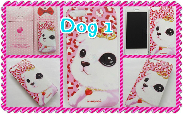 Cute Animal Dog And Cat iPhone 5s Cases IPS505_10