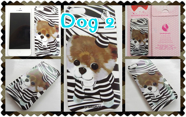 Cute Animal Dog And Cat iPhone 5s Cases IPS505_11