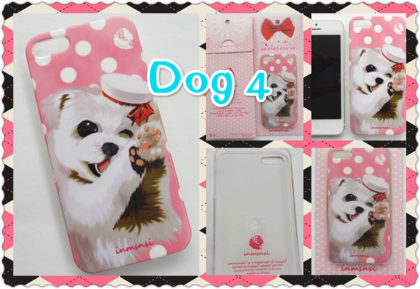 Cute Animal Dog And Cat iPhone 5s Cases IPS505_13