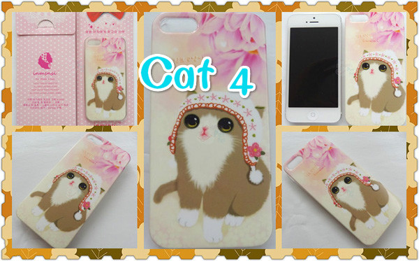 Cute Animal Dog And Cat iPhone 5s Cases IPS505_8