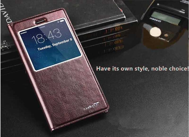 Good Leather Protective iPhone 6 And Plus Cases And Cover IPS603_10