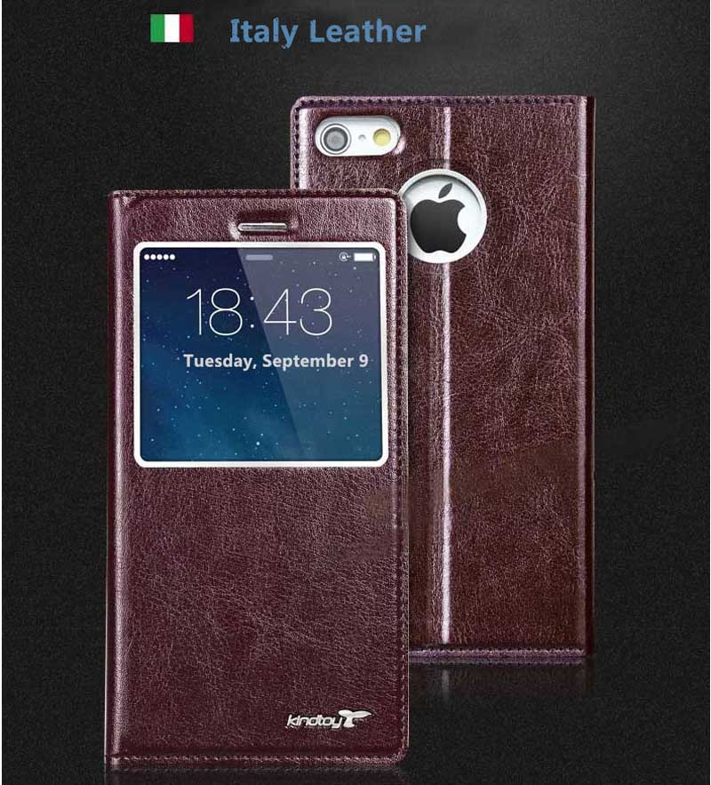 Good Leather Protective iPhone 6 And Plus Cases And Cover IPS603_11