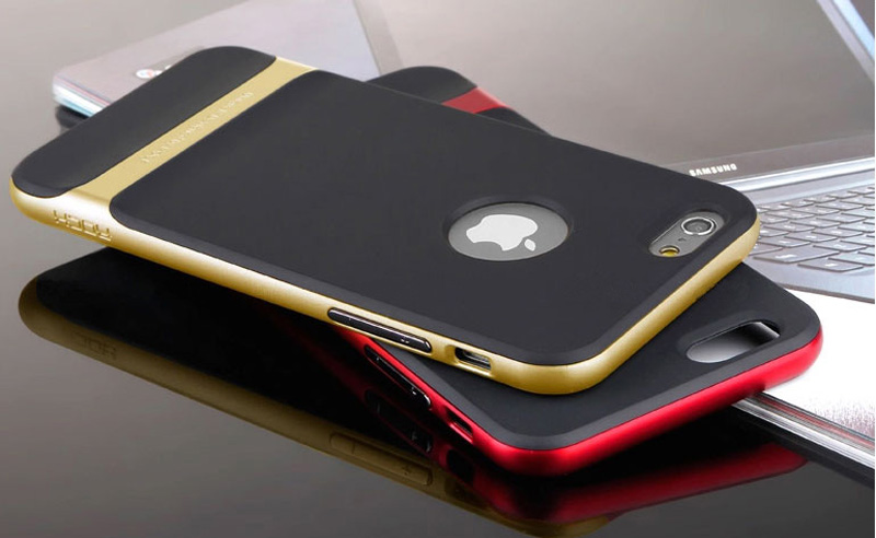 b22681596c Best Golden Metal Protective iPhone 8 7 6 6S Plus Case Cover For Apple  IPS605_28