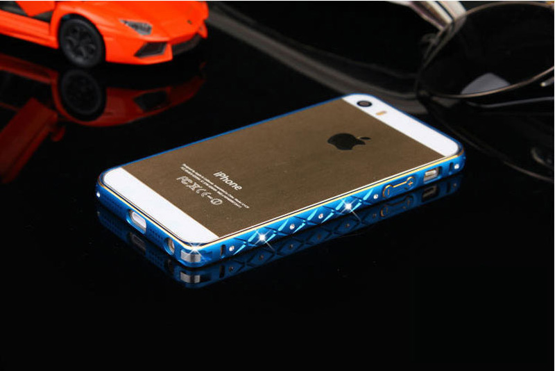 Metal Apple Unique iPhone 6 5 5S SE Bumper For Protection ...