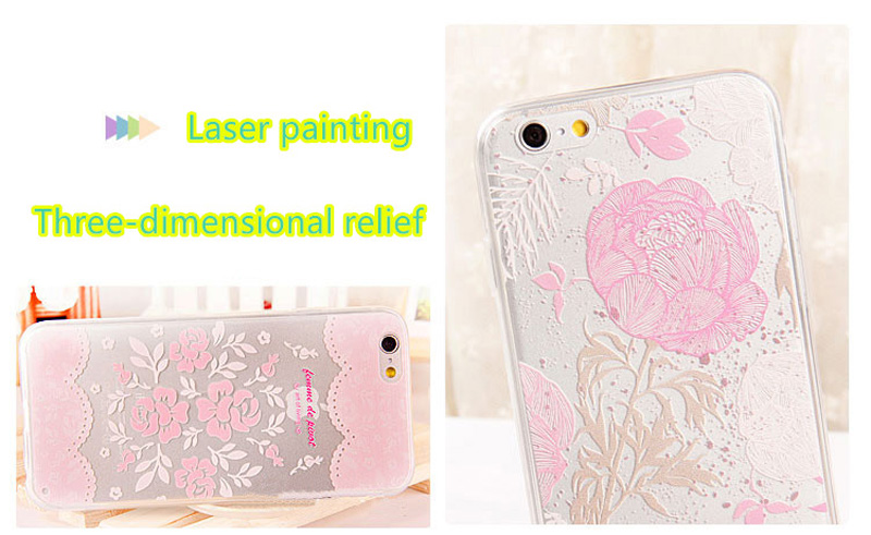 Best Laser Painting Pattern iPhone 6 And 6 Plus Cases IPS611_12