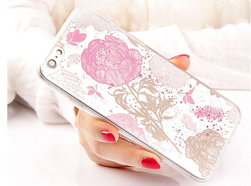 Best Laser Painting Pattern iPhone 6 And 6 Plus Cases IPS611_19