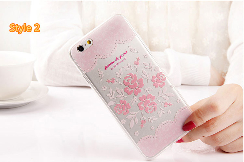 Best Laser Painting Pattern iPhone 6 And 6 Plus Cases IPS611_21