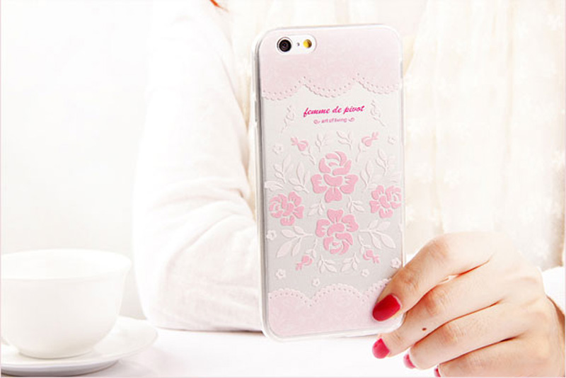Best Laser Painting Pattern iPhone 6 And 6 Plus Cases IPS611_22