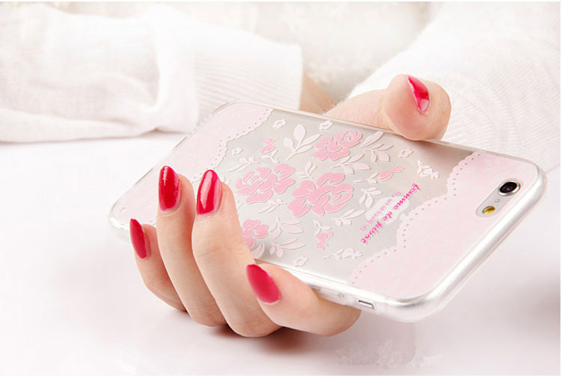 Best Laser Painting Pattern iPhone 6 And 6 Plus Cases IPS611_23
