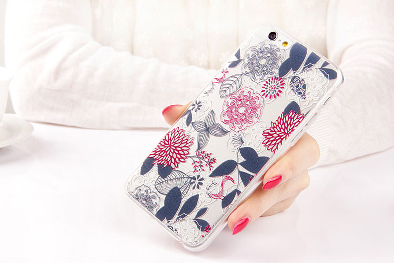 Best Laser Painting Pattern iPhone 6 And 6 Plus Cases IPS611_35