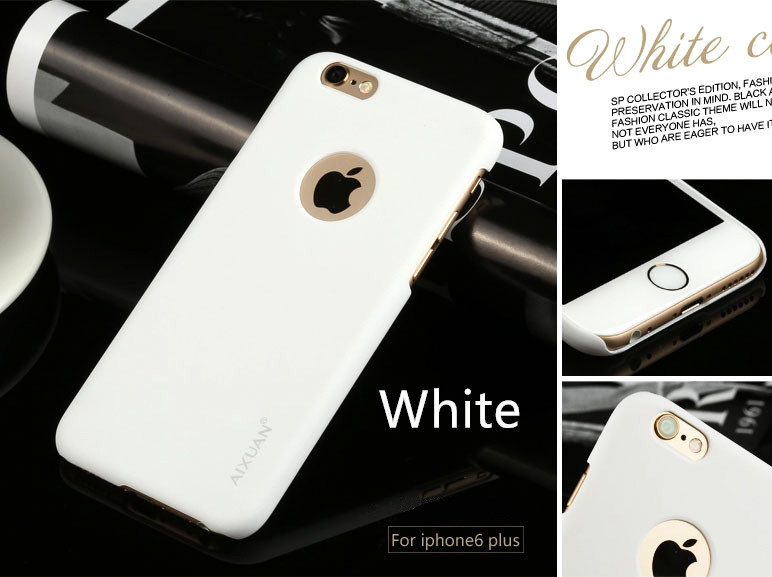 Best Luxury Super Toughness Gold Apple iPhone 6 Plus Cases IPS613_28