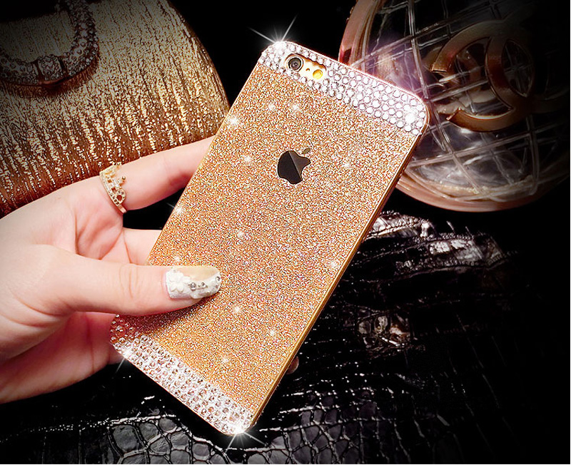 2017 Best Unique Gold Cover For iPhone 8 7 6 And 6 Plus 6S Case IPS616_12
