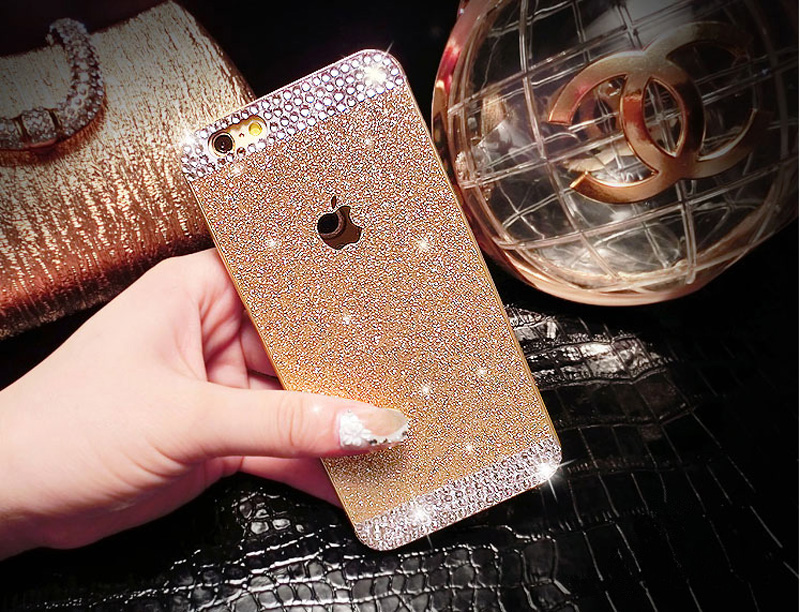 2017 Best Unique Gold Cover For iPhone 8 7 6 And 6 Plus 6S Case IPS616_13