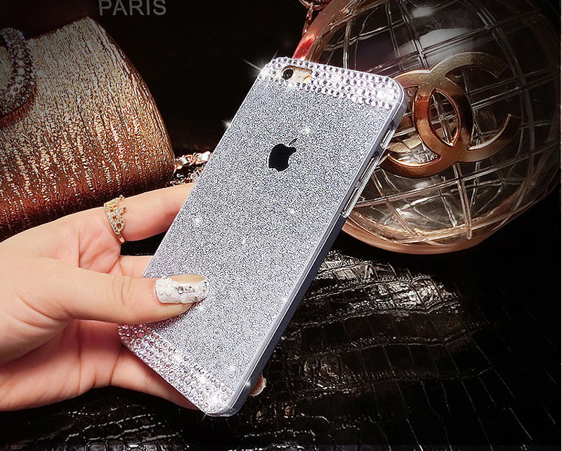 2017 Best Unique Gold Cover For iPhone 8 7 6 And 6 Plus 6S Case IPS616_17
