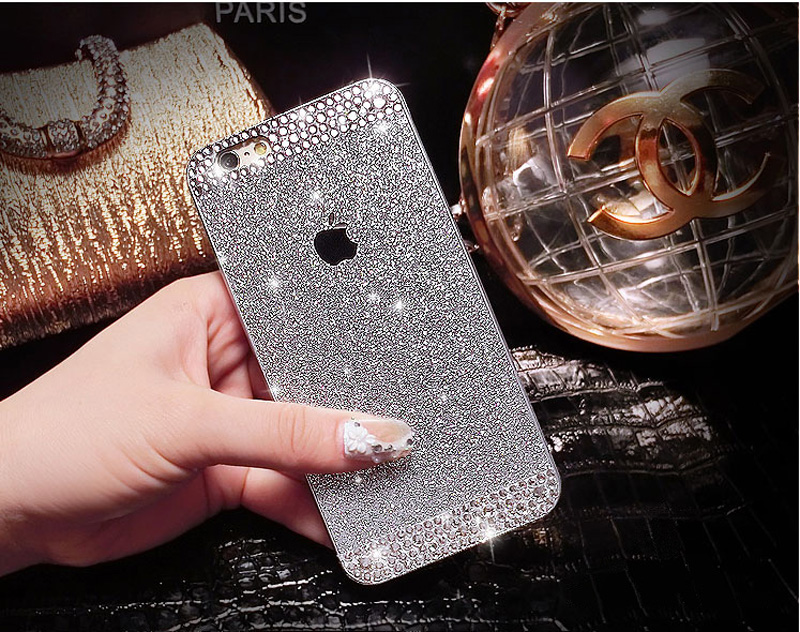 2017 Best Unique Gold Cover For iPhone 8 7 6 And 6 Plus 6S Case IPS616_19