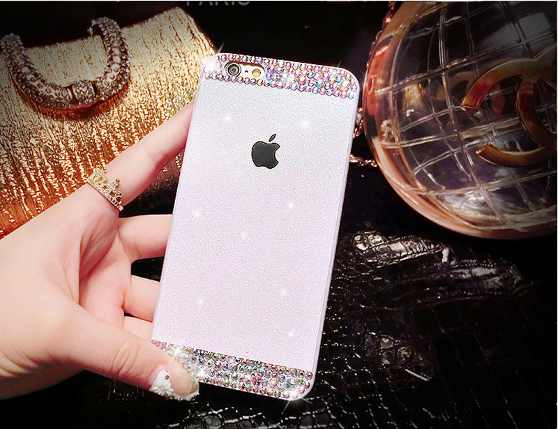2017 Best Unique Gold Cover For iPhone 8 7 6 And 6 Plus 6S Case IPS616_22