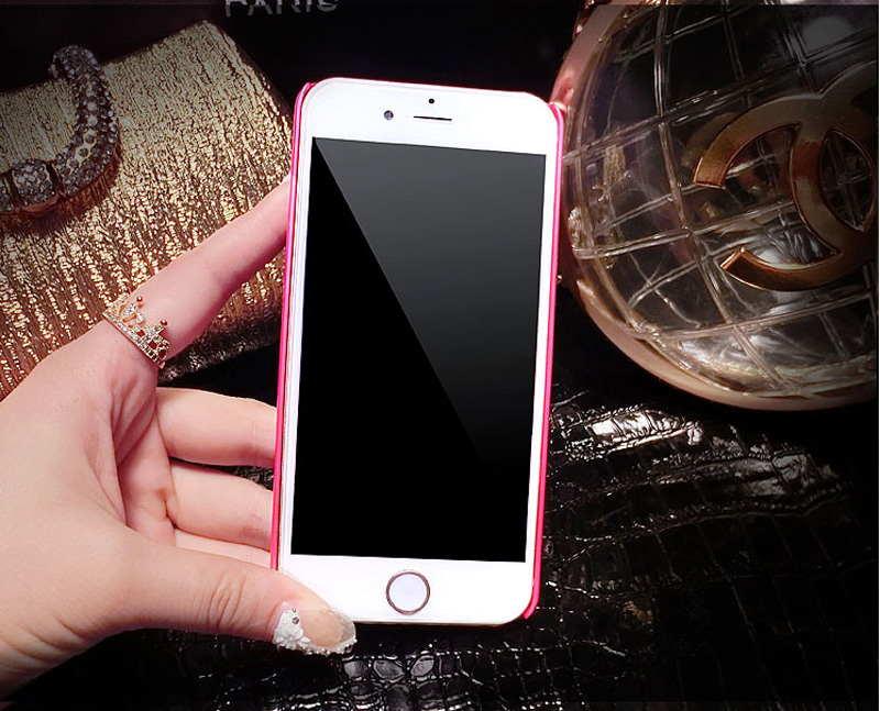2017 Best Unique Gold Cover For iPhone 8 7 6 And 6 Plus 6S Case IPS616_23