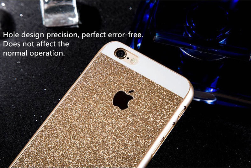Top Rated Gold Diamond iPhone 8 7 6 6S And Plus Case Cover IPS620_14