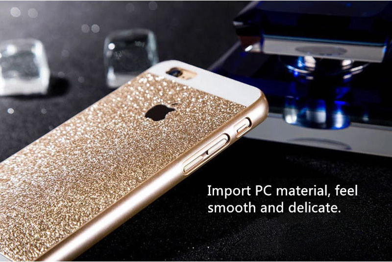 Top Rated Gold Diamond iPhone 8 7 6 6S And Plus Case Cover IPS620_15