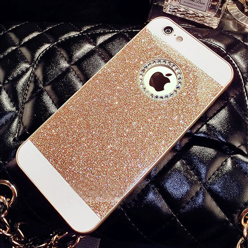 Top Rated Gold Diamond iPhone 8 7 6 6S And Plus Case Cover IPS620_8