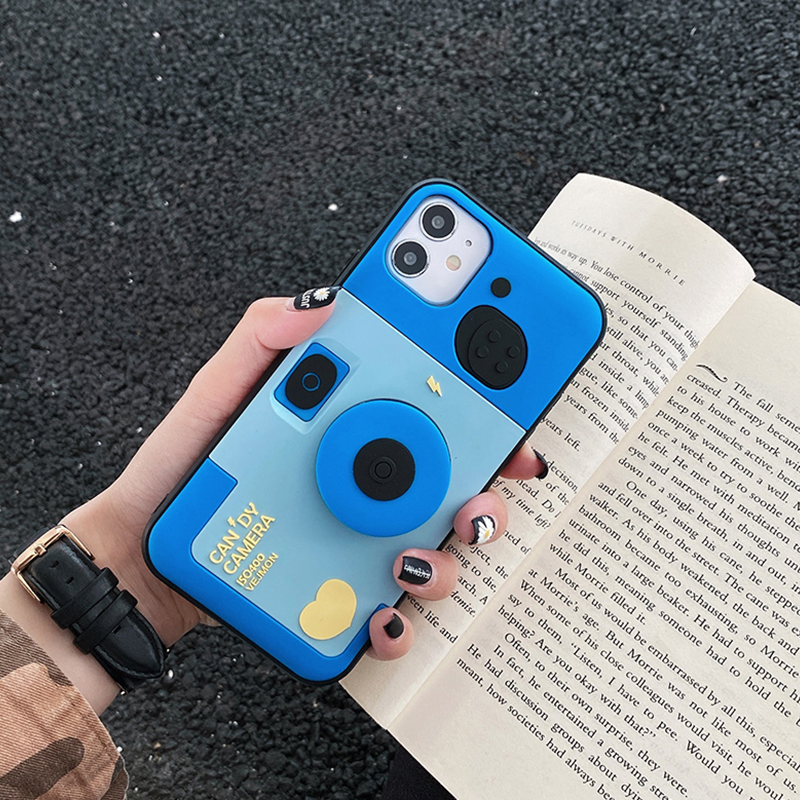 Creative Camera Case For iPhone 11 XS Max 8 7 SE Plus IPS627_10