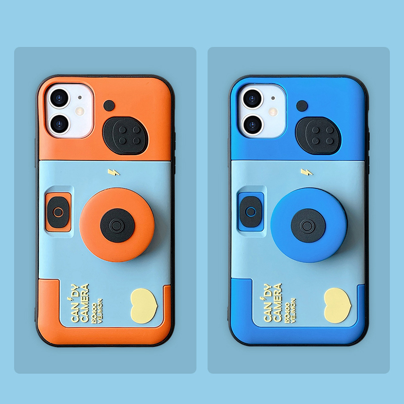 Creative Camera Case For iPhone 11 XS Max 8 7 SE Plus IPS627_7